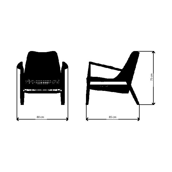 Poltrona Seal