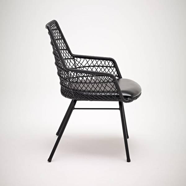 Cadeira Trama Com Braço