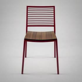 Cadeira Forma Metal
